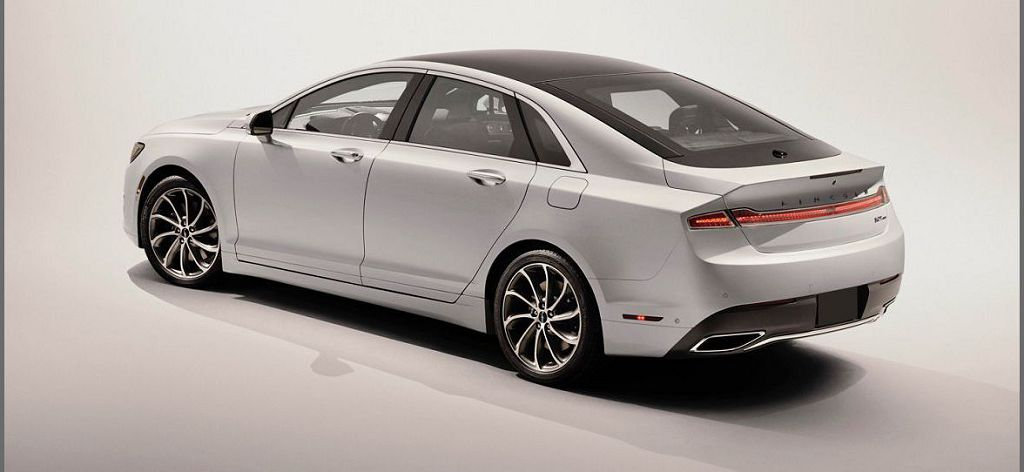 2021 Lincoln Zephyr Review