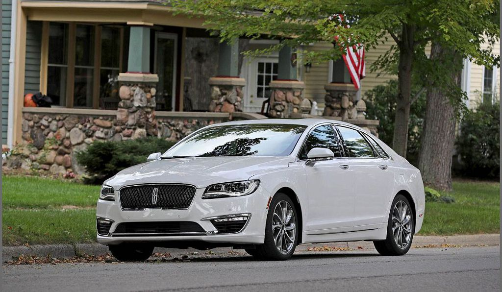 2021 Lincoln Zephyr Engine Review