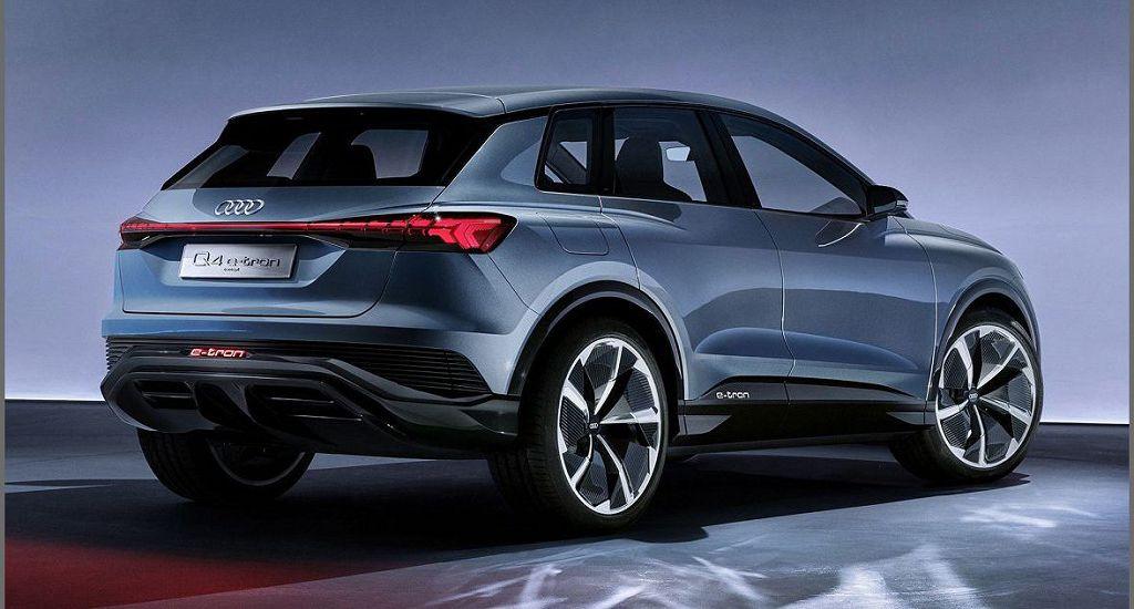 2022 Audi Q4 E Tron E Tron Concept