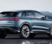 2022 Audi Q4 E Tron Range Specs