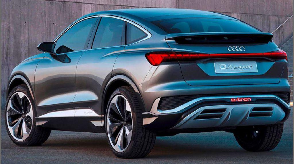 2022 Audi Q4 E Tron Review