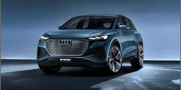 2022 Audi Q4 E Tron Usa Concept