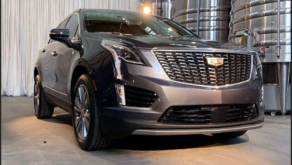 2022 Cadillac Xt7 Debut Images