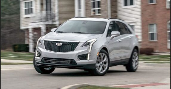 2022 Cadillac Xt7 Interior Pictures Used