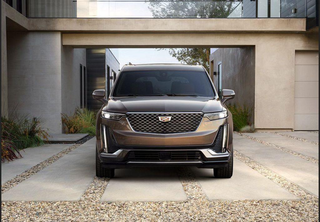2022 Cadillac Xt7 News Specs Release Suv 3 Row