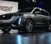 2022 Cadillac Xt7 White Tutorials For Auto Stop