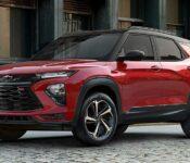 2022 Chevrolet Trailblazer 2lt Mpg Usa News Rs Awd