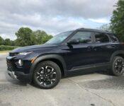 2022 Chevrolet Trailblazer For Sale Spy Gas Mileage Release Date