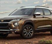 2022 Chevrolet Trailblazer Owners Manual Countrytowing