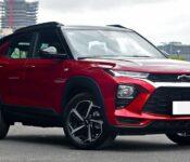 2022 Chevrolet Trailblazer Pictures Reviews Pickup Engine Options