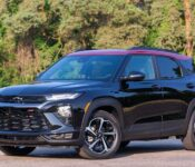 2022 Chevrolet Trailblazer Review Dimensions Accessories