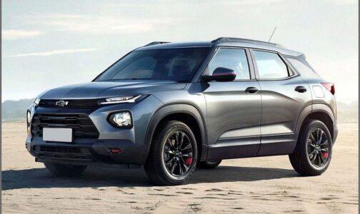 2022 Chevrolet Trailblazer Specifications Specs Lt Ss