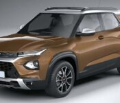 2022 Chevrolet Trailblazer Vin 0 60 Msrp Size Interior