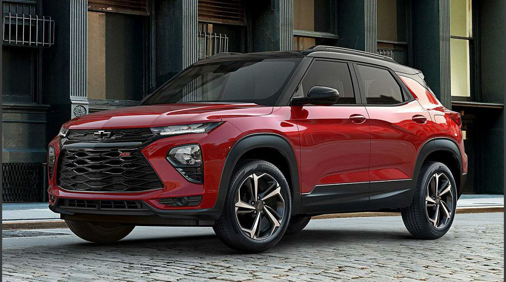2022 Chevy Trailblazer Mpg Engine Reviews Rs Pictures