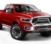 2022 Dodge Dakota Crew Cab Review Diesel