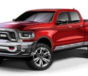 2022 Dodge Dakota Interior Redesign