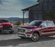 2022 Dodge Dakota Models Photos Specifications