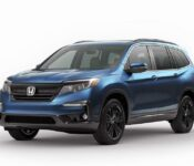 2022 Honda Pilot News Phev Redesign Pictures