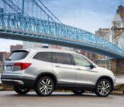 2022 Honda Pilot Rumors Redesign