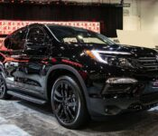 2022 Honda Pilot Spy Photo Release Date