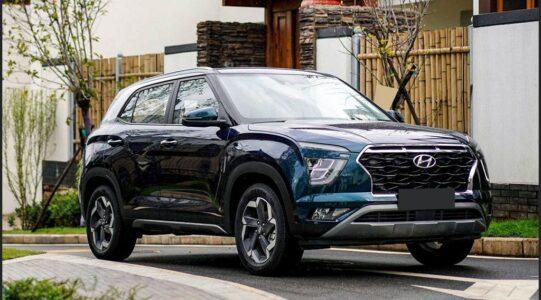 2022 Hyundai Creta Size Suv Images New Models