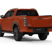 2022 Isuzu D Max Uk