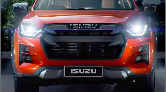 2022 Isuzu D Max Vs Old