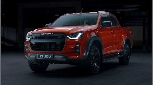 2022 Isuzu D Max Xtr Review