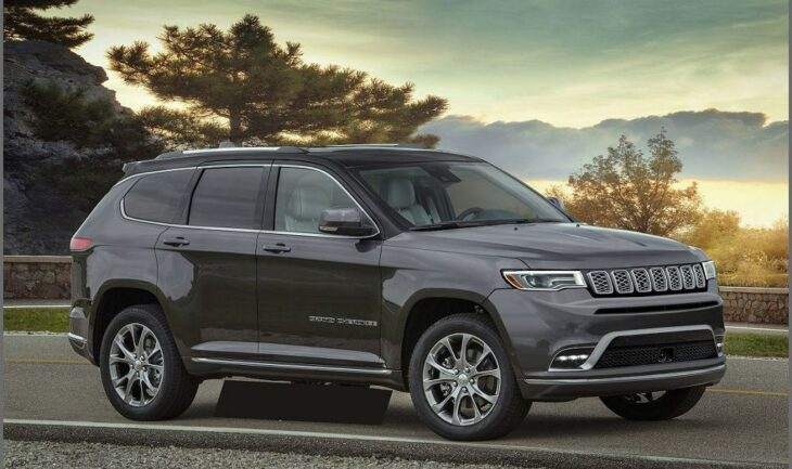 2022 Jeep Cherokee Design