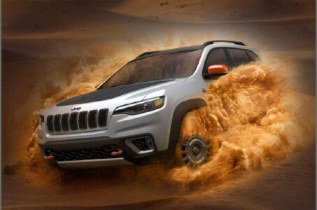 2022 Jeep Cherokee Trackhawk