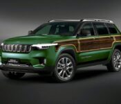 2022 Jeep Grand Wagoneer Woody Concept
