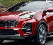 2022 Kia Sportage Colors
