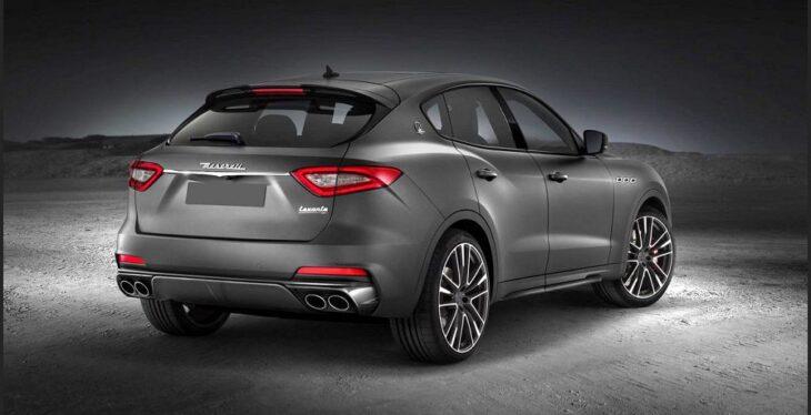 2022 Maserati Levante Granlusso Lease