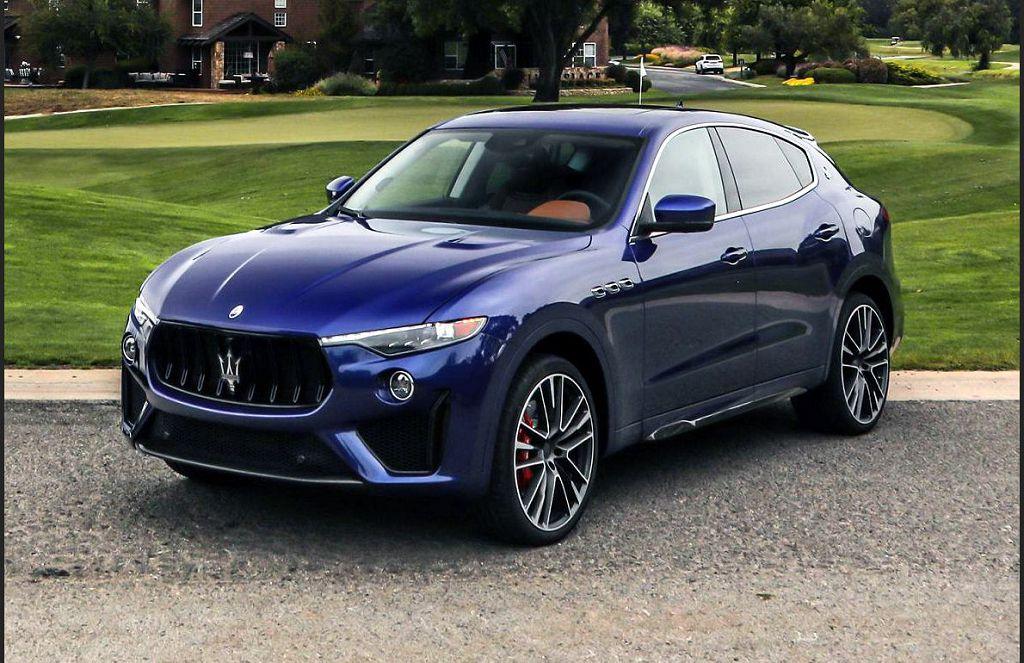 2022 Maserati Levante Interior For Sale