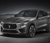 2022 Maserati Levante New Changes