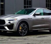 2022 Maserati Levante Review Trofeo