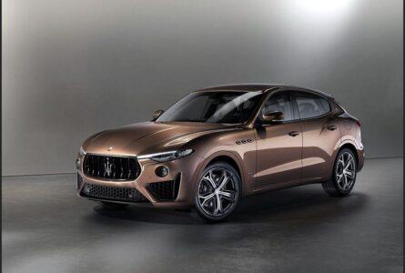 2022 Maserati Levante S Gransport