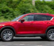 2022 Mazda Cx 5 Redesign Brochure Touring Dimensions