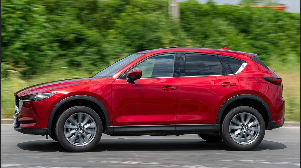 2022 Mazda Cx 5 Redesign Brochure Touring Dimensions