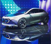 2022 Mercedes Eqa Coupe