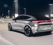 2022 Mercedes Eqa E Class