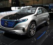 2022 Mercedes Eqa Eq 400