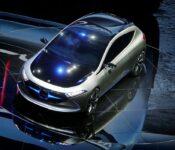 2022 Mercedes Eqa Interior Amg Line