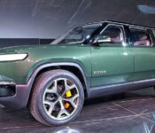 2022 Rivian R1s Electric Suv Length Suv Cost