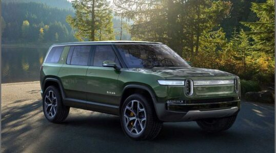 2022 Rivian R1s Electric Suv R1t And