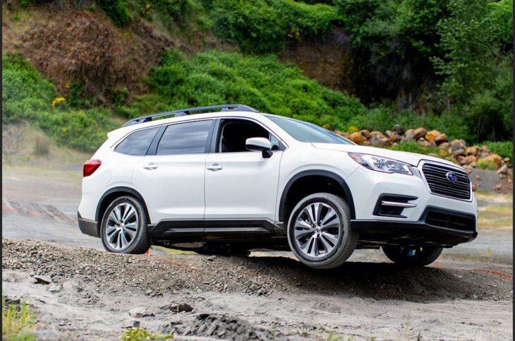 2022 Subaru Ascent Changes Redesign News Reviews