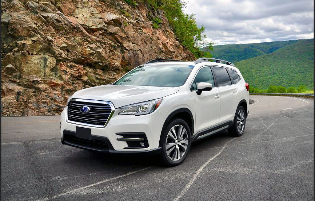 2022 Subaru Ascent Color Options Limited Price Touring Review