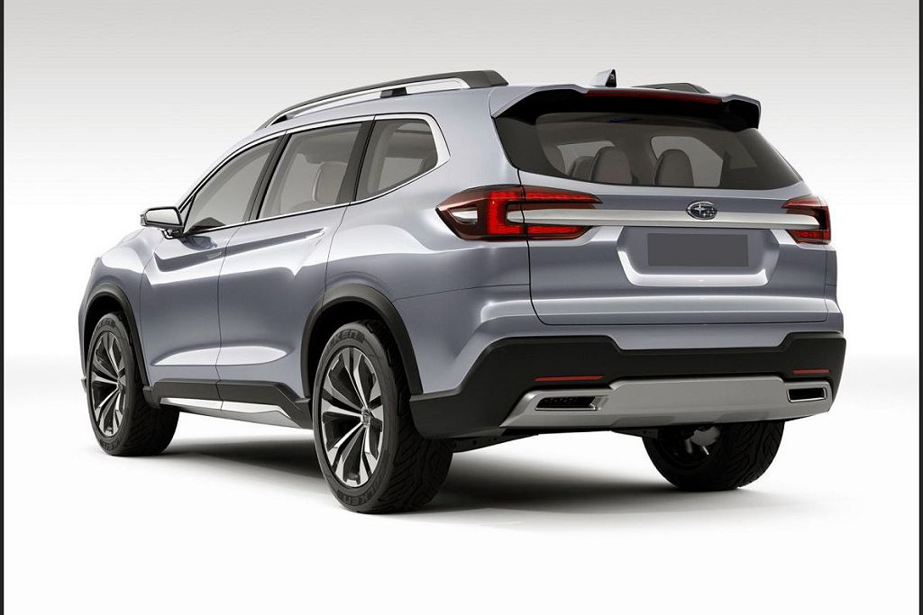 2022 Subaru Ascent Photos Towing Touring Awd