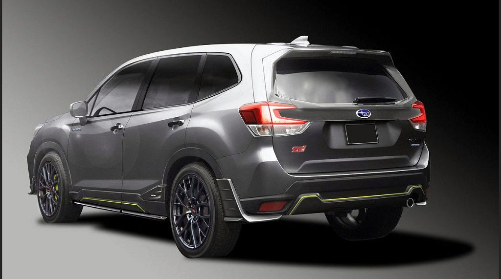 2022 Subaru Forester Dimensions Towing Capacity Hybrid