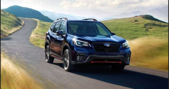 2022 Subaru Forester Premium Limited Review Sport Exterior Colors